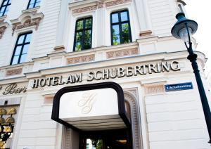 Am Schubertring hotel,  Vienna, Austria. The photo picture quality can be variable. We apologize if the quality is of an unacceptable level.