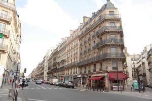 Location gîte, chambres d'hotes Paris Apartment Concept dans le département Paris 75