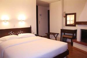Hotel Mirovoli, Отели  Милиес - big - 24