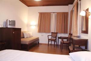 Hotel Mirovoli, Hotel  Miléai - big - 33
