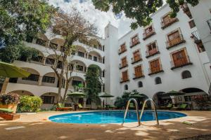 Hotel Meson del Marques, Hotels  Valladolid - big - 40