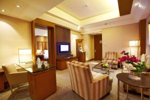 Harriway Hotel, Hotels  Chengdu - big - 6