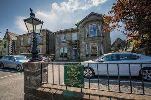 Edinburgh Lodge West End, Гостевые дома  Эдинбург - big - 1