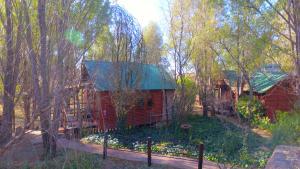 Elands River Lodge, Chaty  Machadodorp - big - 20