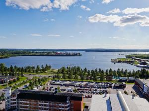 KUST Hotell & SPA, Hotel  Piteå - big - 39