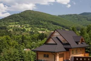 Mosorny Park Drewniane Komfortowe Domki Całoroczne