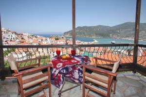 Superior Double Room with Balcony Aperanto Galazio