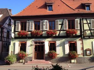 Location gîte, chambres d'hotes Auberge Le Meisenberg dans le département Bas Rhin 67