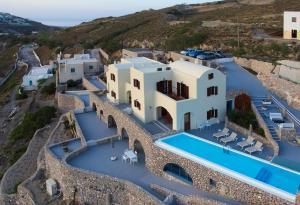 Zatrikion Santorini Villas - Пиргос