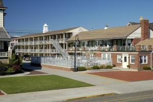 Stockton Inns, Motels - Cape May