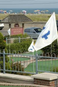 Stockton Inns, Motelek  Cape May - big - 10