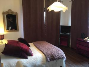 Chambres d'hôtes L'Ecrin des Saveurs, B&B (nocľahy s raňajkami)  Schwenheim - big - 32
