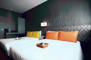 MOSHAMANLA Hotel-Main Station, Отели  Тайбэй - big - 32