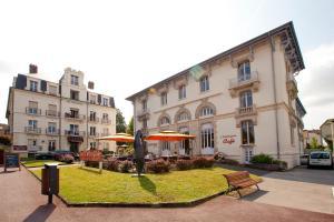 Location gîte, chambres d'hotes Hotels & Résidences - Le Metropole dans le département Haute Saône 70