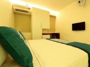 OYO 4491 George's The Royal Suite Residency, Hotel  Sultan Bathery - big - 27