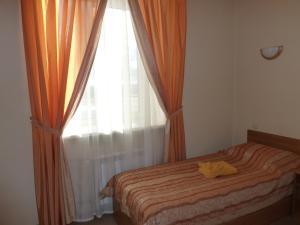 Гостиницы села Кулаево