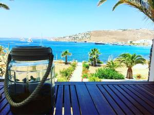 Only yours , Mykonos, Апартаменты  Парага - big - 90