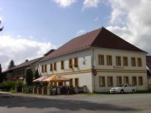 Accommodation in Český Rudolec