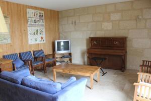Gite L'ancienne Ecole, Prázdninové domy  Nueil-sur-Layon - big - 11