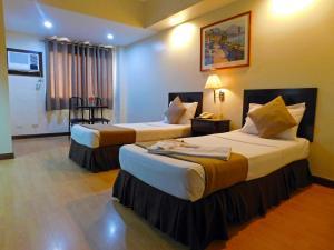Robbinsdale Residences, Hotel  Manila - big - 4