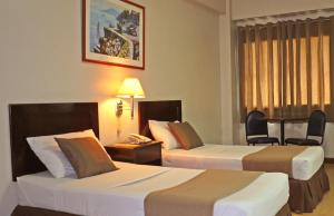 Robbinsdale Residences, Hotel  Manila - big - 9
