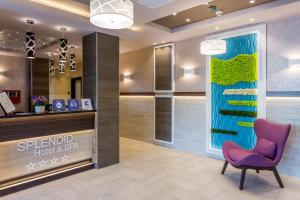 Splendid Conference & Spa Hotel – Adults Only, Hotels  Mamaia - big - 27