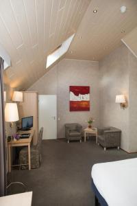 Landhotel De Hoofdige Boer, Szállodák  Almen - big - 33