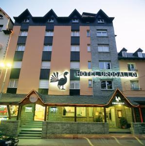 Hotel Urogallo, Szállodák - Vielha