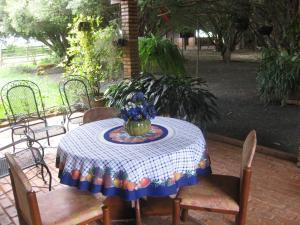 Fazenda Bela Vista Santa Fé Do Sul, Ferienhäuser  Santa Fé do Sul - big - 27