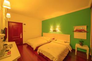 Lucy's Hotel, Отели  Яншо - big - 48