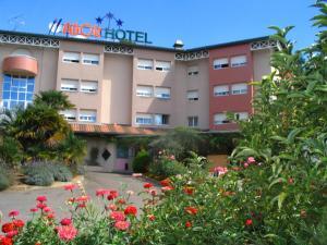 Hotel Abor - Saint-Pierre-du-Mont