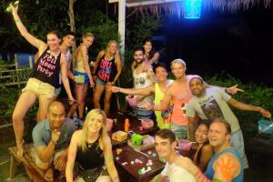 Smile Hostel Koh Phangan, Hostelek  Bantaj - big - 20