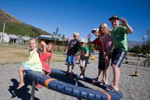 Arrowtown Holiday Park, Комплексы для отдыха с коттеджами/бунгало  Эрроутаун - big - 20
