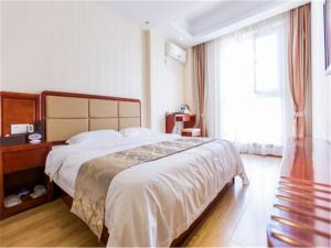Starway Hotel Qinhuangdao Heping Street, Hotely  Čchin-chuang-tao - big - 8