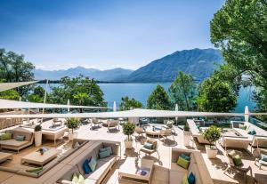 Giardino Lago, Hotel  Locarno - big - 7