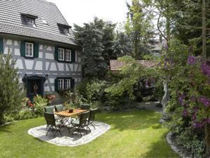 Historischer Pfarrhof - Iphofen