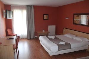 Hotel The Originals Saint-Malo Belem (ex Inter-Hotel), Отели  Сен-Мало - big - 9