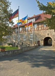 Burg Warberg - Altenhausen