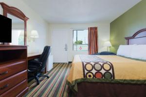 Super 8 by Wyndham Troy, Hotels  Troy - big - 4