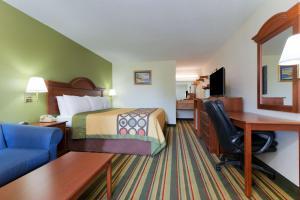 Super 8 by Wyndham Troy, Hotels  Troy - big - 3