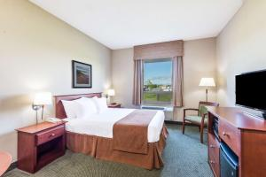 Super 8 by Wyndham Windsor NS, Hotels  Windsor - big - 3