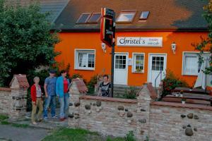 Christel's Pension & Cafe - Hohenferchesar
