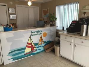 Four Winds Condo Motel, Motely  Wildwood Crest - big - 105