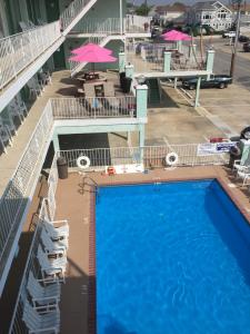 Four Winds Condo Motel, Motely  Wildwood Crest - big - 62