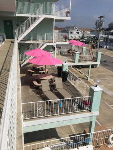 Four Winds Condo Motel, Motely  Wildwood Crest - big - 73