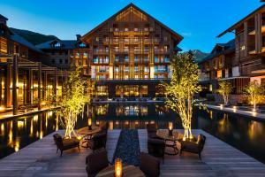 The Chedi Andermatt - Gurtnellen