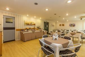 Tri Hotel Caxias Executive, Szállodák  Caxias do Sul - big - 57