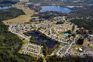 Clerbrook One-Bedroom Park Model 1 - Clermont