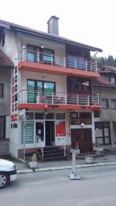 Vila De turist, Мини-гостиницы  Нова-Варош - big - 17