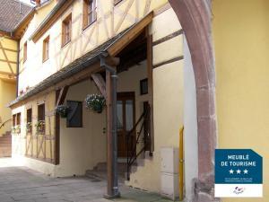 Location gîte, chambres d'hotes Gite Cassis de l'Ami Fritz dans le département Haut Rhin 68